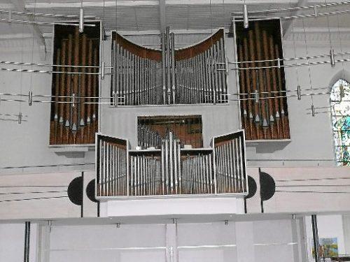 2012 Orgel Hl-Geist-Kirche