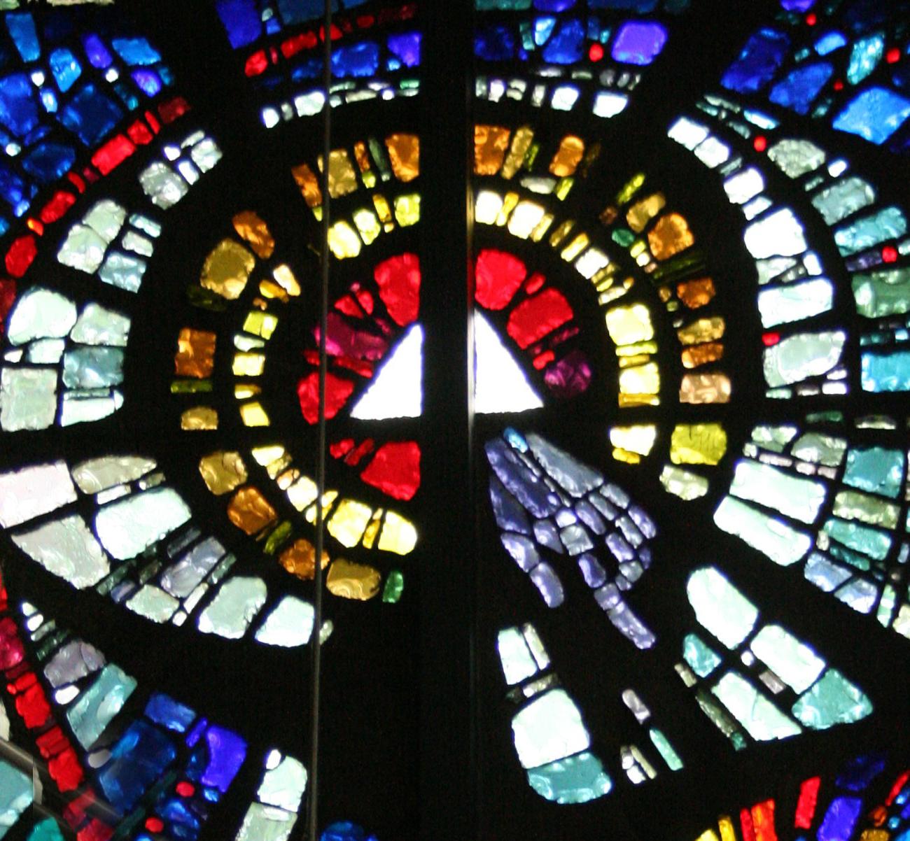 pfingstenglasfenster